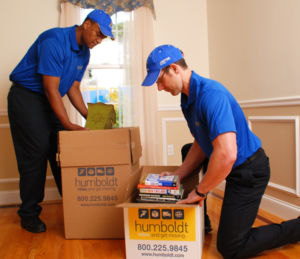 professional packing services Boston MA