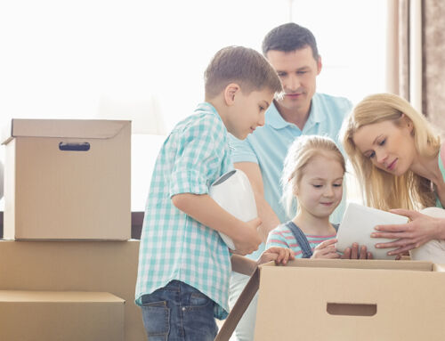 More moving tips for the busy family