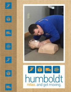 Humboldt CPR Class - Moving Safety - Red Cross