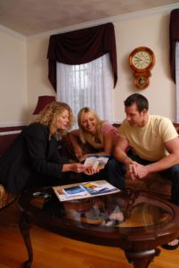 Get in home estimates with professionals to save money on your move.