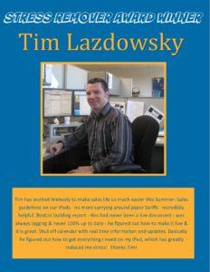 award-winner-tim-lazdowsky-august-2016-with-sra-logo
