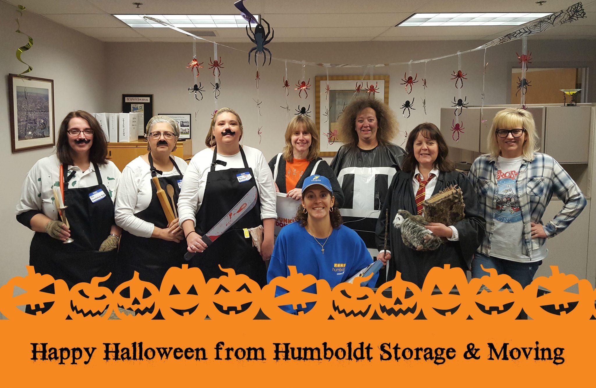 Humboldt Moving And Storage Dandk Organizer