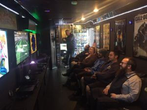 Game Truck Boston Movers