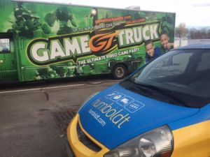 Game Truck Humboldt Storage and Moving