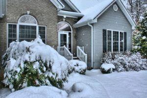 Winter Home Emergency