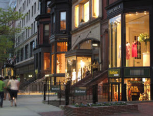 Boston Newbury St.