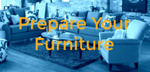 Prepare Furniture for Long Term Storage