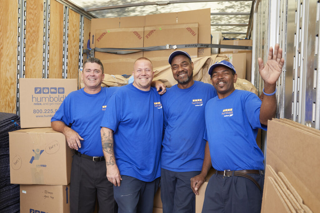 Award Winning Residential Moving Team | Humboldt | Boston