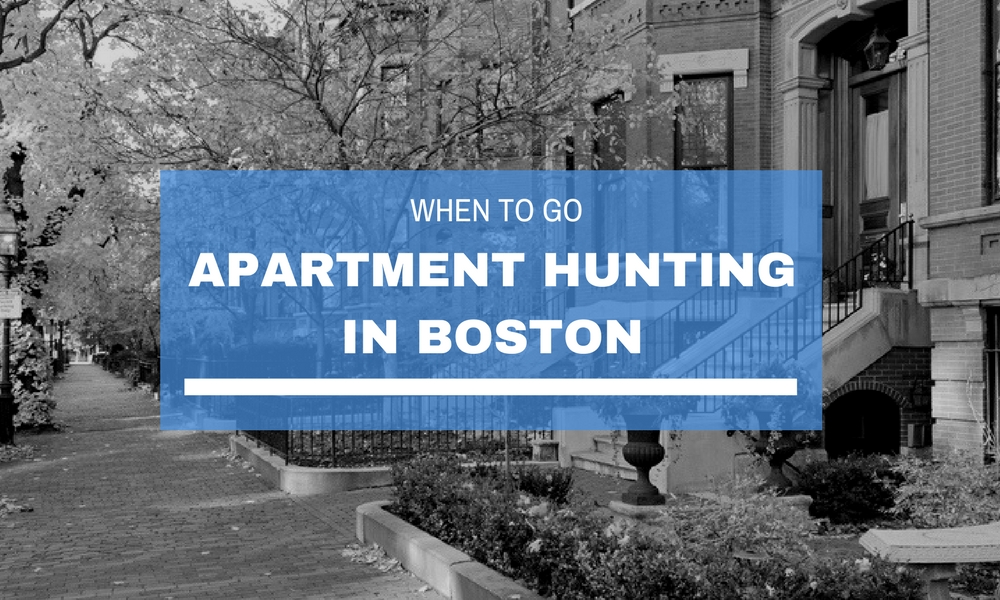 apartment hunting in boston