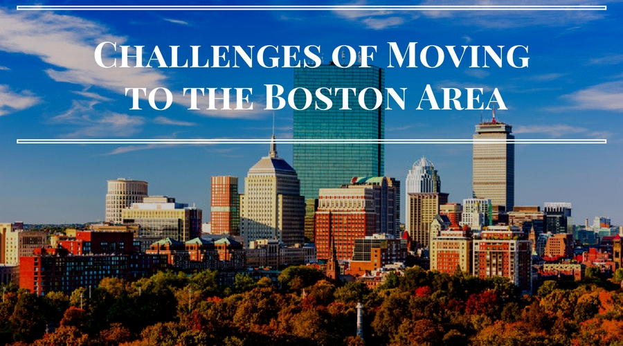 challenges of moving to the boston area