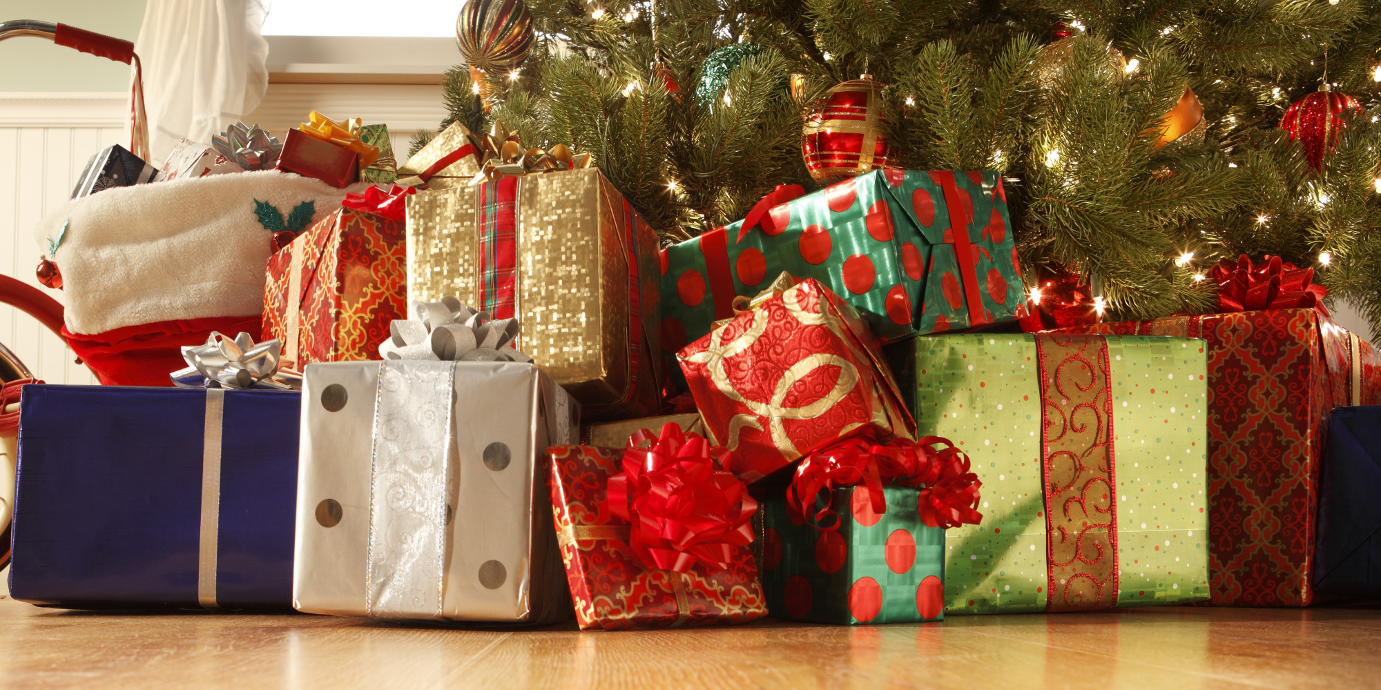 Gift Under Tree - Humboldt Storage & Moving