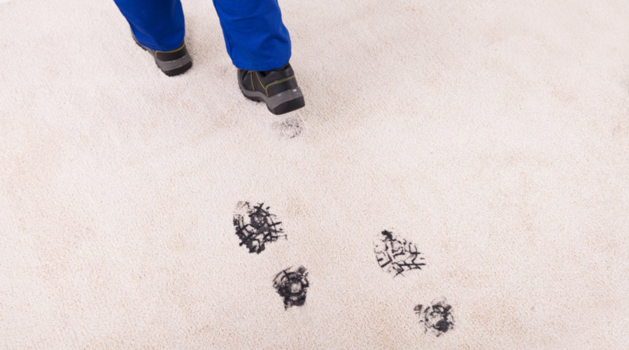 carpet protection winter tips