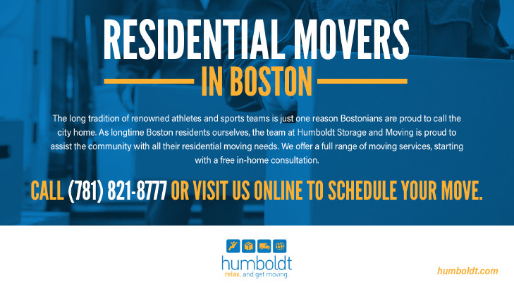 residential movers boston