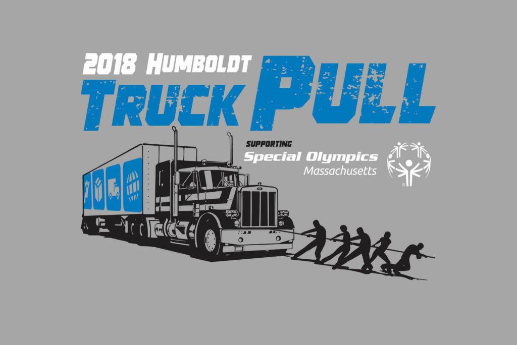 Humboldt truck pull logo