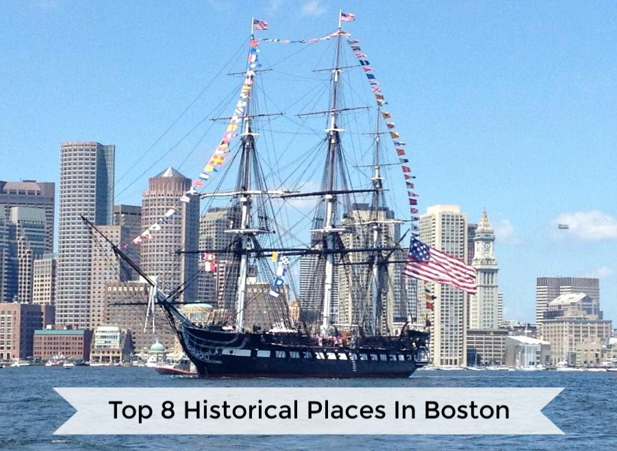 Historical Places in Boston