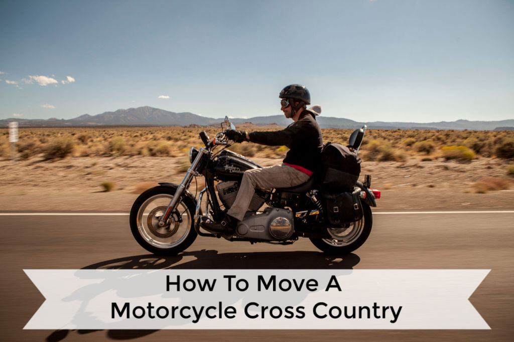 Motorcycle Moving