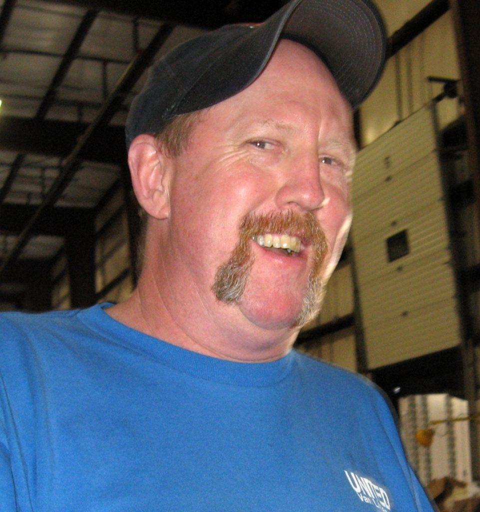 Bob McWilliams Van Operator